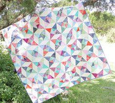 Summer Breeze Quilt Pattern & Video Tutorial!