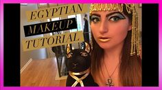Here is an Egyptian makeup tutorial just in time for Halloween! With this tutorial you can channel your inner Egyptian goddess, or favourite ancient Egyptian. Egyptian Makeup, Egyptian Goddess, Cursed Child Book, Halloween Makeup, Makeup Inspiration, Inspired, Haloween Makeup