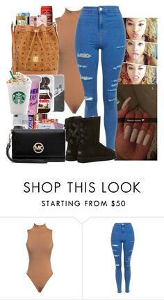 """11-15/16"" by ashantisowell on Polyvore featuring Topshop and UGG Australia"
