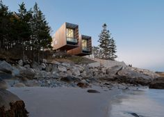 """Brian MacKay-Lyons wins 2015 RAIC Gold Medal thanks to his """"poetic and beautiful"""" projects."""