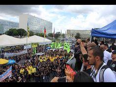 Marcha da Polícia Civil em Brasília . Fora Temer 08.02.17