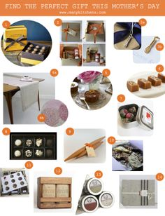 Find the Perfect Gift this Mother's Day: http://manykitchens.com/collections/gifts