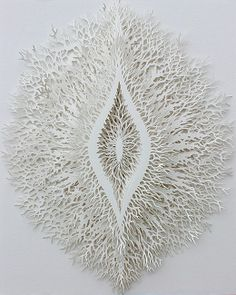 Rogan Brown #paper #art #blog