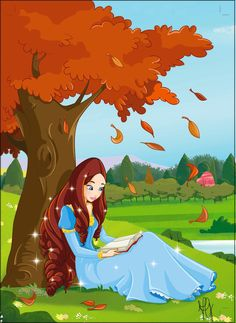 La Mano Felice: Illustrazioni Sissi, Disney Characters, Fictional Characters, Autumn, Disney Princess, Art, Art Background, Fall Season, Kunst