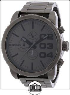 DIESEL DZ4215 - Reloj (Reloj de pulsera, Masculino, Acero inoxidable) de  ✿ Relojes para hombre - (Gama media/alta) ✿