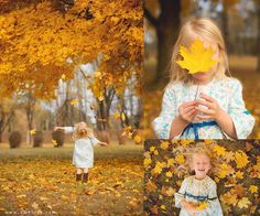 Warm fall picture inspirations