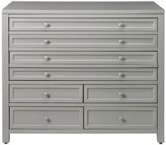 Martha Stewart Living™ Craft Space Eight-Drawer Flat-File Cabinet - Craft Tables - Martha Stewart Living™ Craft Furniture - Martha Stewart Living™ | HomeDecorators.com make sure to check outlet prices, a lot of these pieces were in it