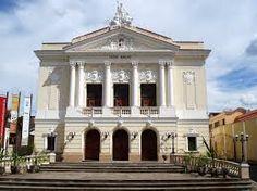 São João Del Rei, MG - Brasil - Teatro Municipal Gazebo, Cities, Flora, Outdoor Structures, City, Landscapes, Plants, Pavilion, Arbors
