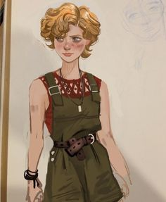 Beverly Marsh<<-- don't know if this is a character name or the artists name either way I really like the highlights in the hair and the attention to shading in the outfit as well as the fact that it has folds! Cartoon Kunst, Cartoon Art, Pretty Art, Cute Art, It The Clown Movie, Eyes Artwork, Arte Sketchbook, Character Drawing, Character Sketches