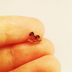 Tiny Rocking horse