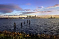 West Seattle Sunrise #Calazones Flics #photography