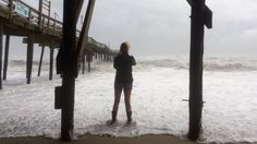 The Latest on Maria (all times local):  10:15 a.m.  North Carolina's Outer Banks are reopening to tourists after Hurricane Maria brushed past the barrier islands and caused some coastal flooding.  Hyde County spokesman Donnie Shumate said in a statement that Ocracoke Island's... - #Banks, #Carolinas, #Latest, #News, #North, #Outer, #Reopen, #Visi