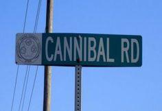 W.T.F. Street Names - U Turn!!!