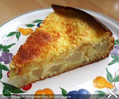 Schwedischer Birnenkuchen (Rezept mit Bild) von Sassenach78 | Chefkoch.de