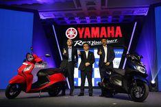 2020 Yamaha Fascino 125 FI launched in India at Rs Engine Start, New Engine, 125cc Scooter, Motor Generator, Yamaha Motor, Drum Brake, Fuel Economy, Product Launch, India