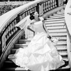 Bridal portraits. Joel Jordan Photography-lovely work, but has become very difficult to contact and work with after the wedding!