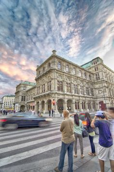 Wien, opera Opera, Louvre, Street View, Building, Travel, Inspiration, Biblical Inspiration, Opera House, Buildings