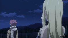 Fairy Tail - Natsu Dragneel - Lucy Heartfilia #NaLu #Anime