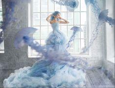 Magical photos by Russian photographer Margarita Kareva - ego-alterego.com