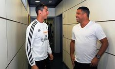 """I choose Cristiano Ronaldo over Lionel Messi' - Football legend Ronaldo says   I choose Cristiano Ronaldo over Lionel Messi' - Football legend Ronaldo says  Brazil football legend Ronaldo da Lima has revealed that he prefers Real Madrid star player Cristiano Ronaldo over Barcelona star player Lionel Messi. Speaking during an interview on Onda Cero's """"El Transistor"""" radio show on Monday Ronaldo said; """"They are three great players"""" the 40-year-old said. """"I would also include Luis Suarez as he…"""