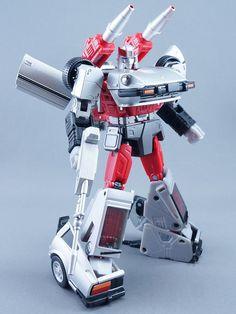 Transformers Masterpiece MP-18S Silverstreak