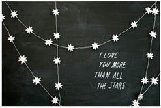 love ... stars