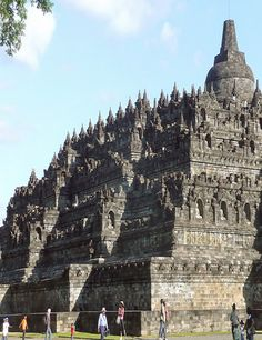 BOROBUDUR...JAVA , Indonesia. I was here and it was pure Magic! I did also the wish, by putting my hand in the secret Stupa.. for fortune, love and health...:-)
