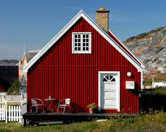 Red House, Nuuk