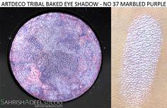 Atrdeco Tribal Baked Eye Shadows - Review
