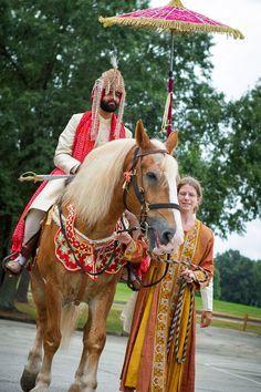 sikh groom horse - Google Search
