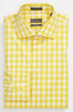 1000 images about check yellow on pinterest gingham for Mens yellow gingham shirt