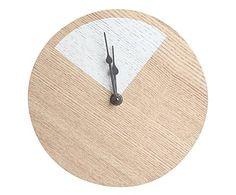 Wandklok Clock, Ø 20 cm