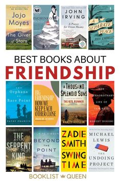 What are the best books to read in 2021 for women? Try these spectacular novels about friendship. With books about female friendship, you'll have plenty of great books to read this year. Friendship novels aren't just for kids. Try these books about friendship for adults. Great Books To Read, Good Books, Reading Lists, Book Lists, Best Book Club Books, A Man Called Ove, Starting A Book, List Challenges, Female Friendship