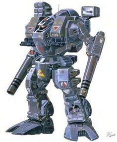Warhammer Mechwarrior Posted image