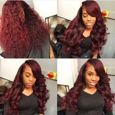 This hair color ❤️