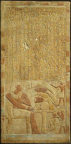 Nesi (Pharaoh) Senusret I - 12th Dynasty, Middle Kingdom