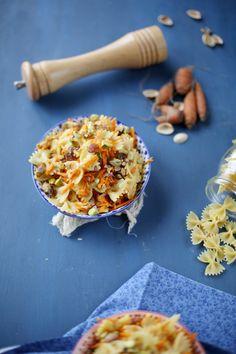 Salade de pâtes aux épices