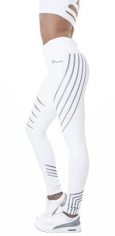 Future Leggings - White