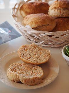 Nemme koldhævede gulerodsboller | Friskbagt morgenbrød | Sundheds og livsstils blog