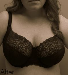 Bra Fitting 101! This lady shows you how to find a real good fitting bra. Did you know most stores don't know how to properly size you? Accurate for me!