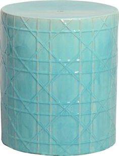 Chelsea Ceramic Garden Stool traditional patio furniture and outdoor furniture