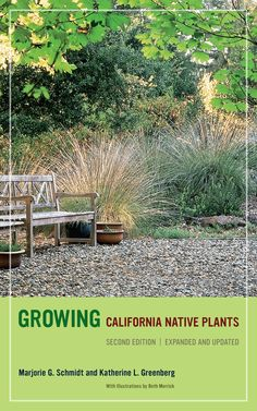 Want to start your own Native Plant Garden? Start here by visiting the California Native Plant Society webstore and buy a copy of this book! Great reference for all level off gardeners.