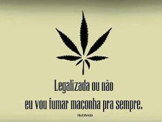 #MaconhaFrases