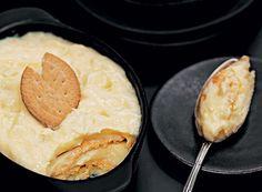 Pavê de biscoito Maria - Receita de Nicolau Rosa, da Escola de Culinária e Gastronomia Nicolau Rosa