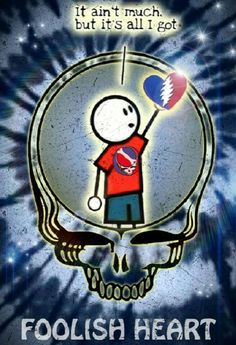 Grateful Dead / Foolish Heart from Built To Last