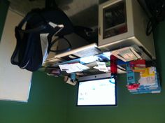 """My office """"before"""" photo!"""