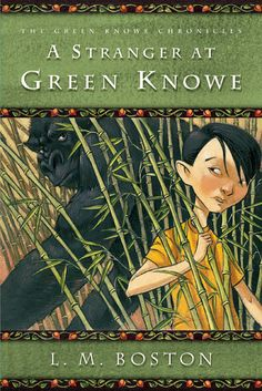 A Stranger at Green Knowe by Lucy M. Boston