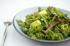 Mac n Kale salad. One of my favorites! Guess she took it off the site. Message me if you want it.