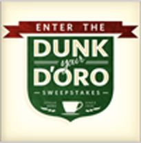 Enter the Dunk Your D'oro sweepstakes from Stella D'oro and you could win a 7-night Italian getaway! Buon viaggio!