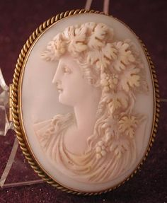 Cameo of Bacchus